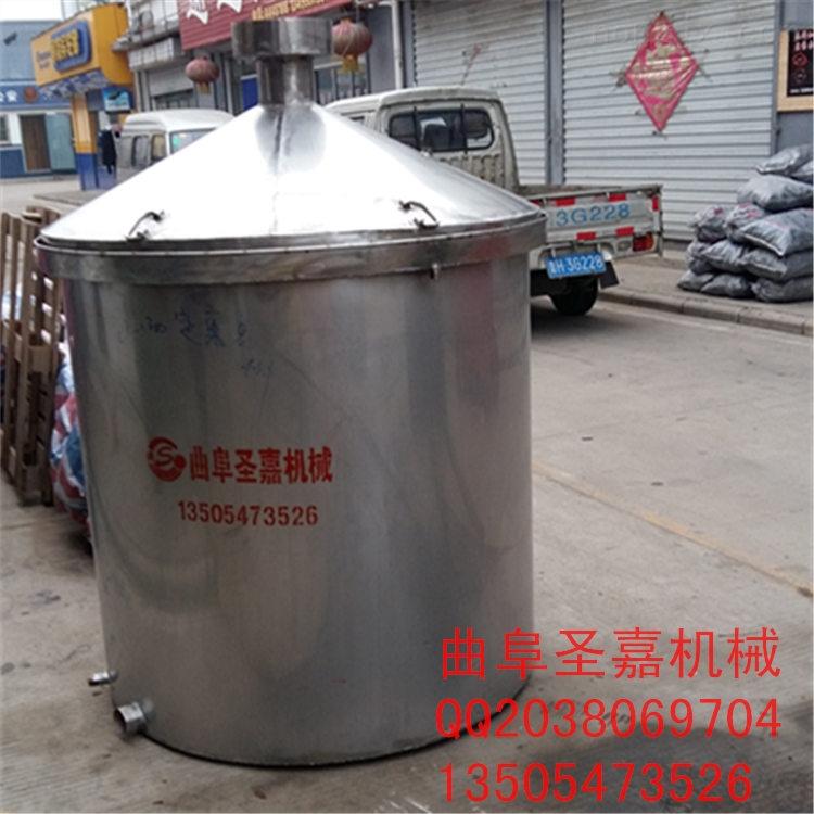 西安蒸白酒设备直销商 家用小型酿酒机 白酒蒸煮设备型号