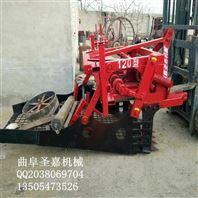 绵阳麦冬收获机现货供应 牵引式高效丹参挖掘机 圣嘉机械型号齐全