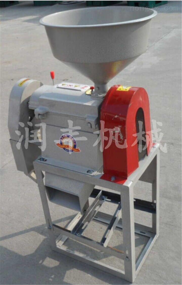 供应小型成套碾米机 碾米机参数
