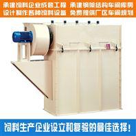 厂家直销 饲料生产线 TBLMa.12工业气箱式圆筒布袋脉冲除尘器