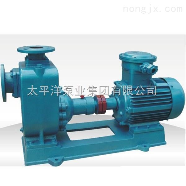 优质自吸式污水泵