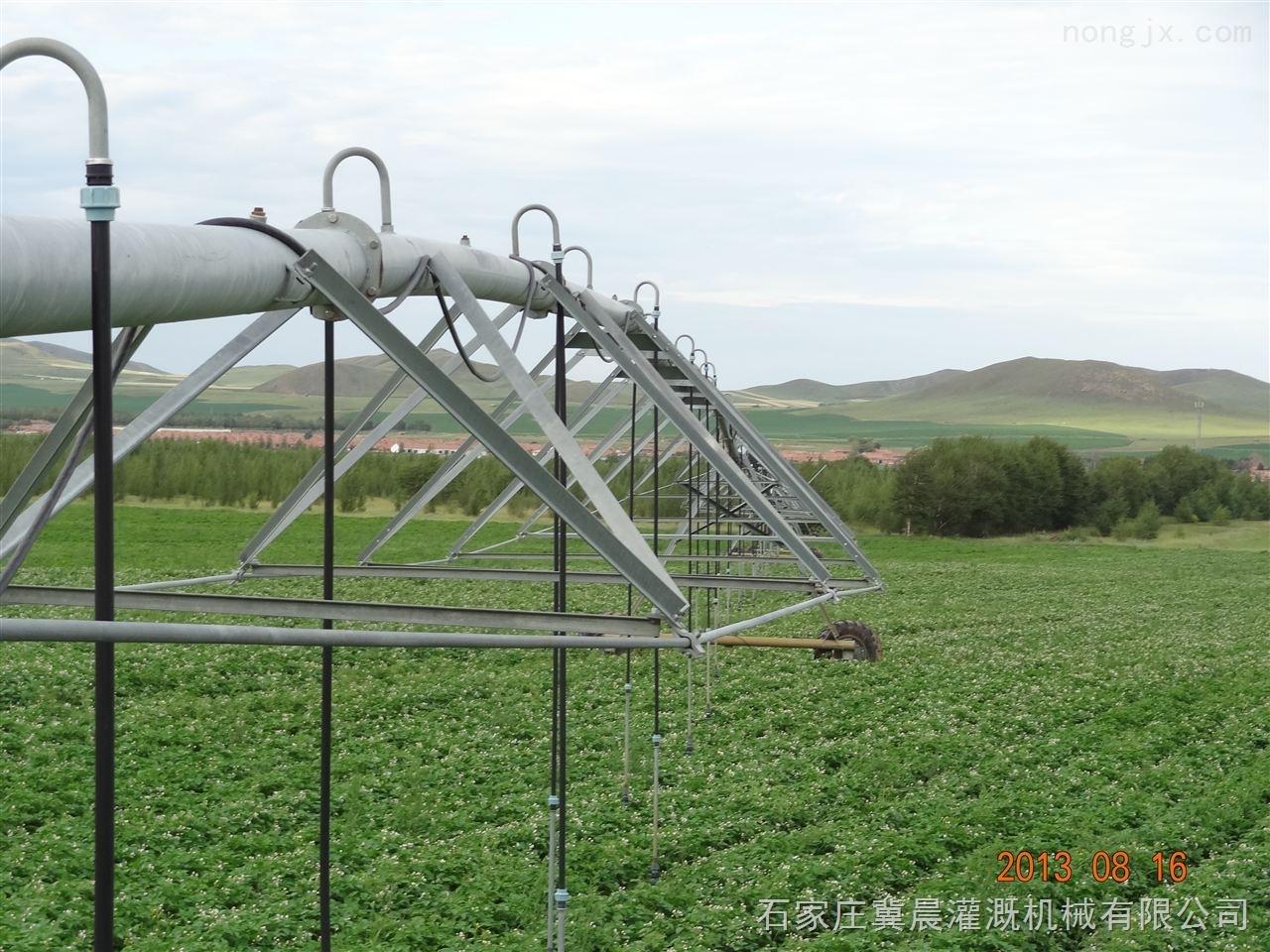 节水电动平移式喷灌机价格