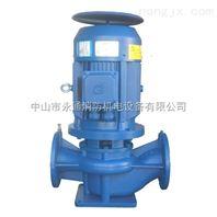 GD100-32A立式管道泵,肯富来直联离心式泵浦