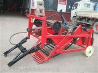 新式拖拉机带花生收获机平地起垄通用高效率低破损花生深挖机