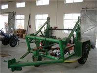 电缆拖车 多功能收放线车 制造电缆拖车 电缆炮车