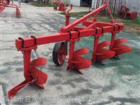 425铧式犁 厂家直销四铧犁优质铧式犁配50-80马力拖拉机农业机械