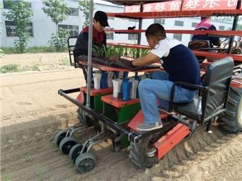 2ZBX-2-玉米秧苗栽植機,生產率高,漏苗率低,田耐爾多功能移栽機