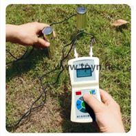 便携式土壤水分速测仪对麦田土壤水分变异规律的研究