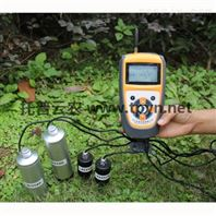 便携式无线墒情综合监测仪较酒精燃烧法测定土壤水分更胜一筹
