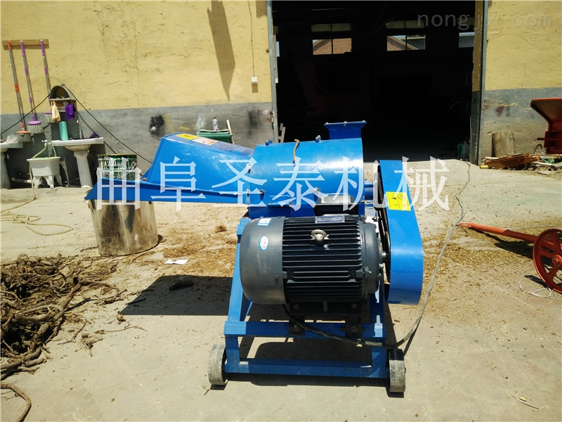 海东玉米秸秆粉碎揉丝机出厂价销售