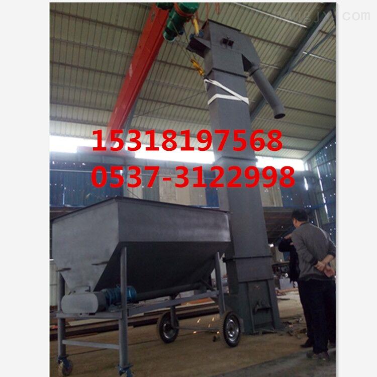 100-黄山饲料斗式提升机图片专业生产厂家y3