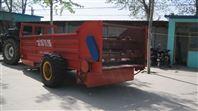 牧场用撒粪车 拖拉机配套大型撒肥车