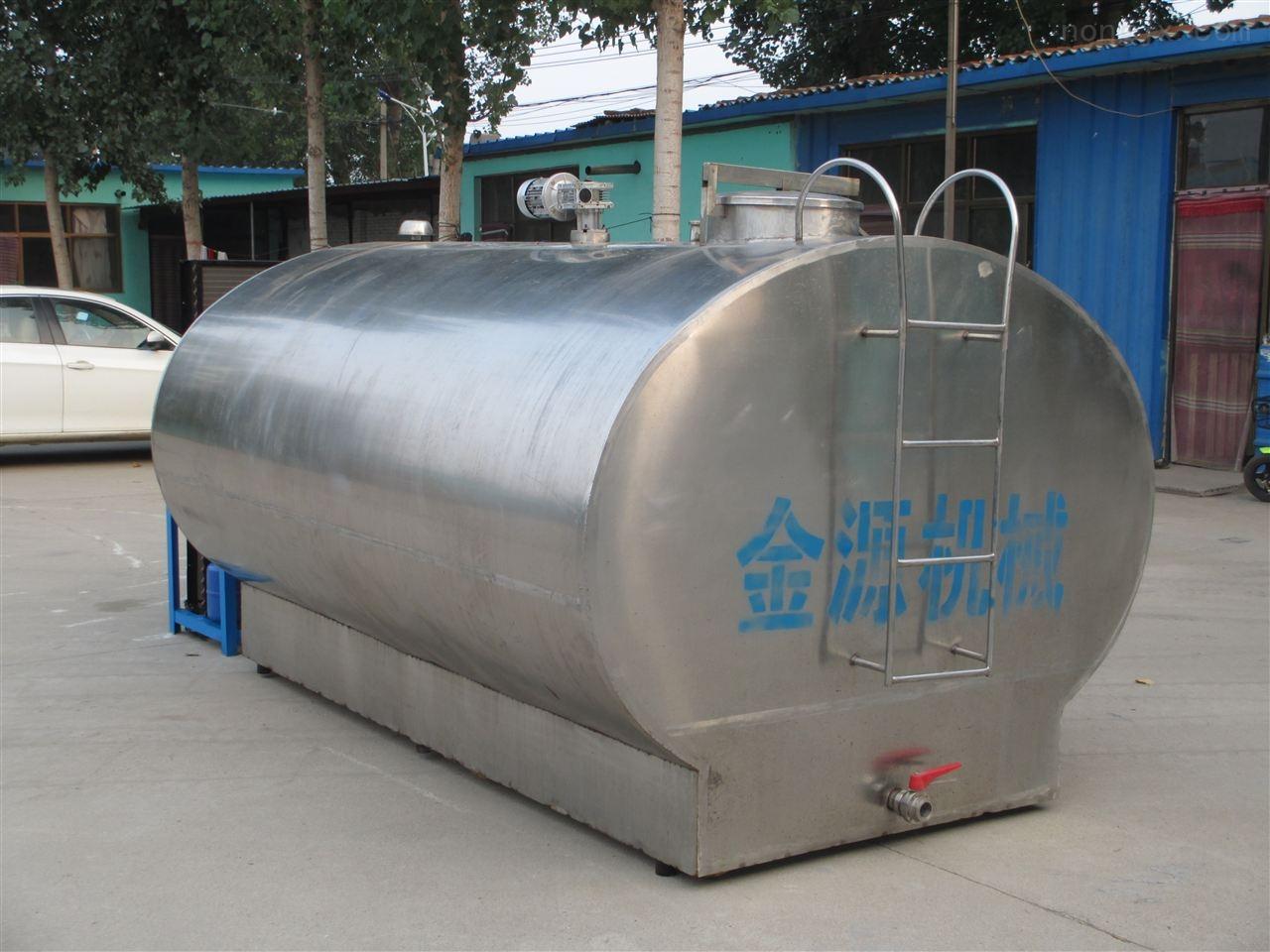 河北牛奶冷藏罐生产厂家