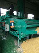 分离粮食瘪粒清选震动筛 玉米杂质清杂去石筛分机 大豆秸秆分离筛选设备