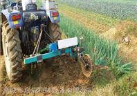 促销脱土干净的大蒜收获机 移栽机 全自动挖葱机 农林收葱机