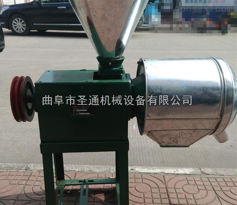 小麦面粉加工机械 家用小型面粉机厂家 磨面机型号