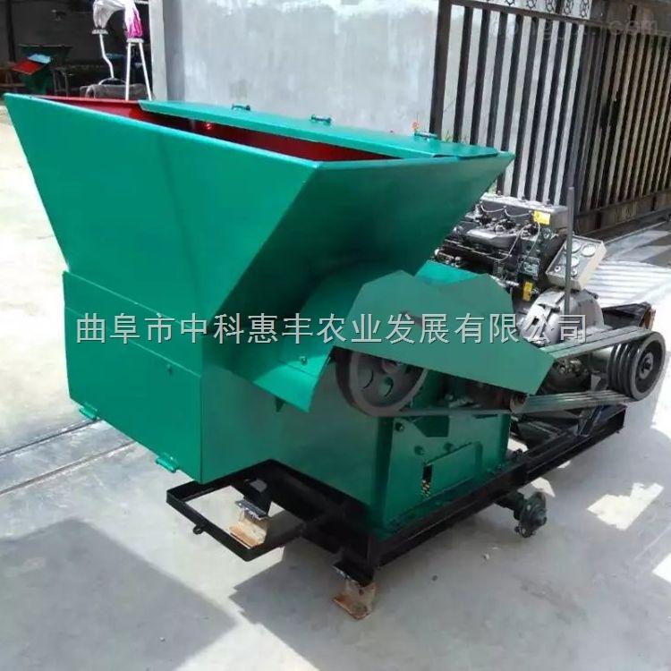 中科惠丰厂家供应zk-50-50型秸秆粉碎机饲料加工机械饲料粉碎机价格