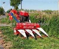 油料作物收割机 直立秸秆手扶收割机