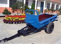 农用拖车,四轮拖拉机拖车,手扶拖拉机拖斗,脚踏刹拖车