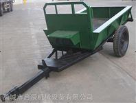 手扶拖拉机拖车 农用小型拖车