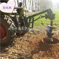 新挖坑机价格山地专用挖坑机