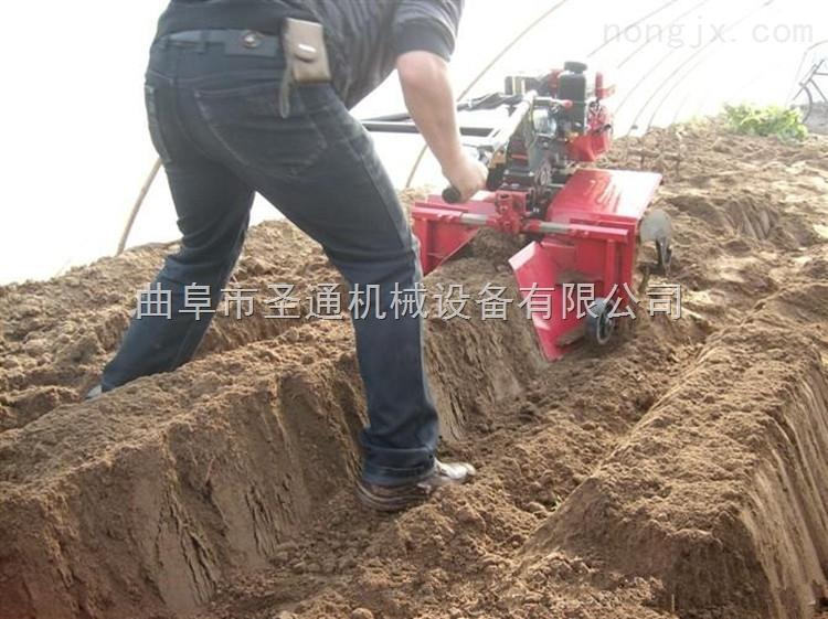 精耕细耙管理机 小型多功能微耕机