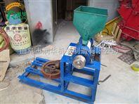 新一代水产饲料膨化机小型家用膨化机乌龟鸟饲料膨化机