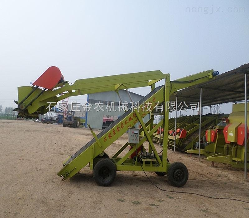 河北青贮取料机厂家 取料车价格