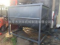 不锈钢饲料搅拌机 耐磨损饲料搅拌机