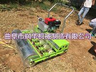 手推式汽油播种机 播种机价格 播种机型号