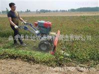 多功能优质水稻收割机 新品自走割晒机 农用高杆作物割晒收获机