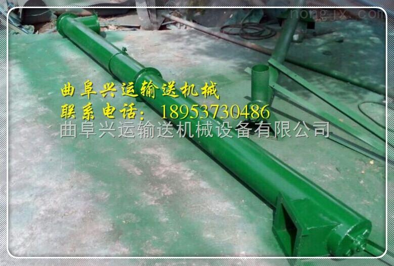 軸承防水污泥螺旋絞龍 , 耐堿式給料機定制