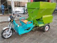羊棚用的撒料车 专业生产多年的电动撒料车