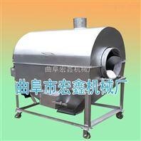 电加热炒货机 采用不锈钢加热管 耐用可靠