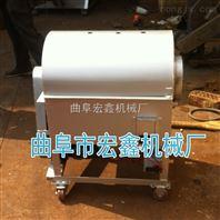 花生瓜子炒货机 碳加热炒货机 多功能滚筒炒货机价格