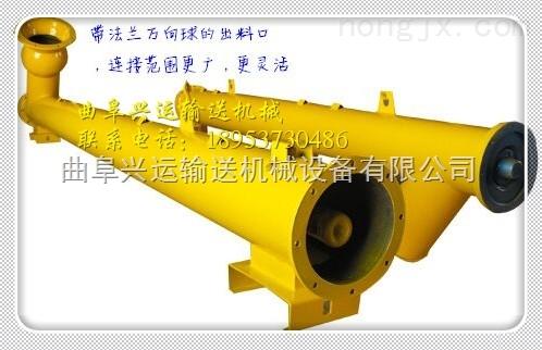 各种管径送料机定制  长度加工定做提升机