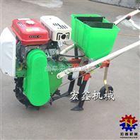 汽油施肥播种机 自走式免耕施肥播种机生产厂家