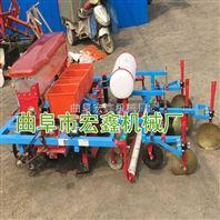 400拖拉机带播种覆膜机 玉米精量播种覆膜机 播种机供应厂家