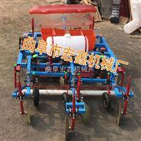 玉米施肥喷药播种覆膜机 株壮产量高 批发价格供应