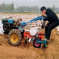 棉花播种施肥覆膜机 多功能播种覆膜机现货大量供应