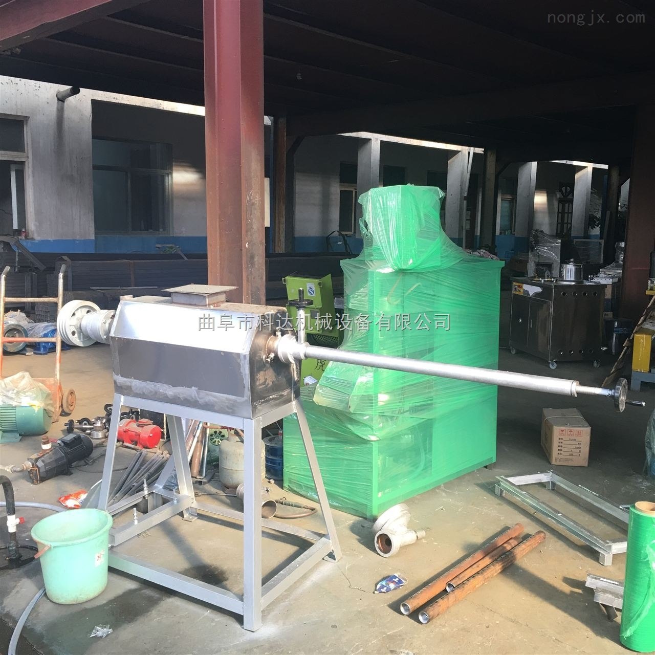 供应免冷冻免搓洗粉条机厂家