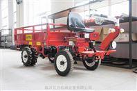 全地形轮式农用柴油搬运车