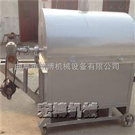 炒瓜子机器 100斤铸铁花生炒货机 燃煤坚果炒货机