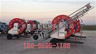 热销移动式自走式大型喷灌机 高品质简易调速喷灌机