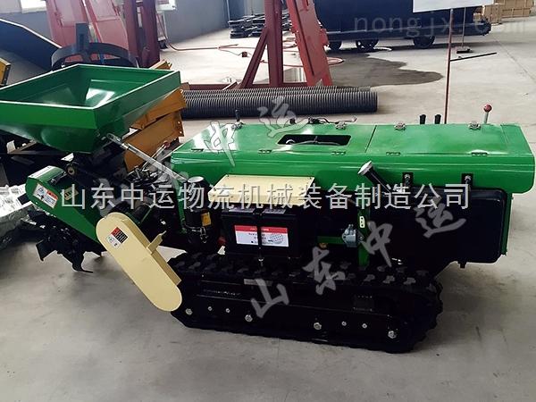 山东履带式微耕机厂家直销 履带式微耕机价格