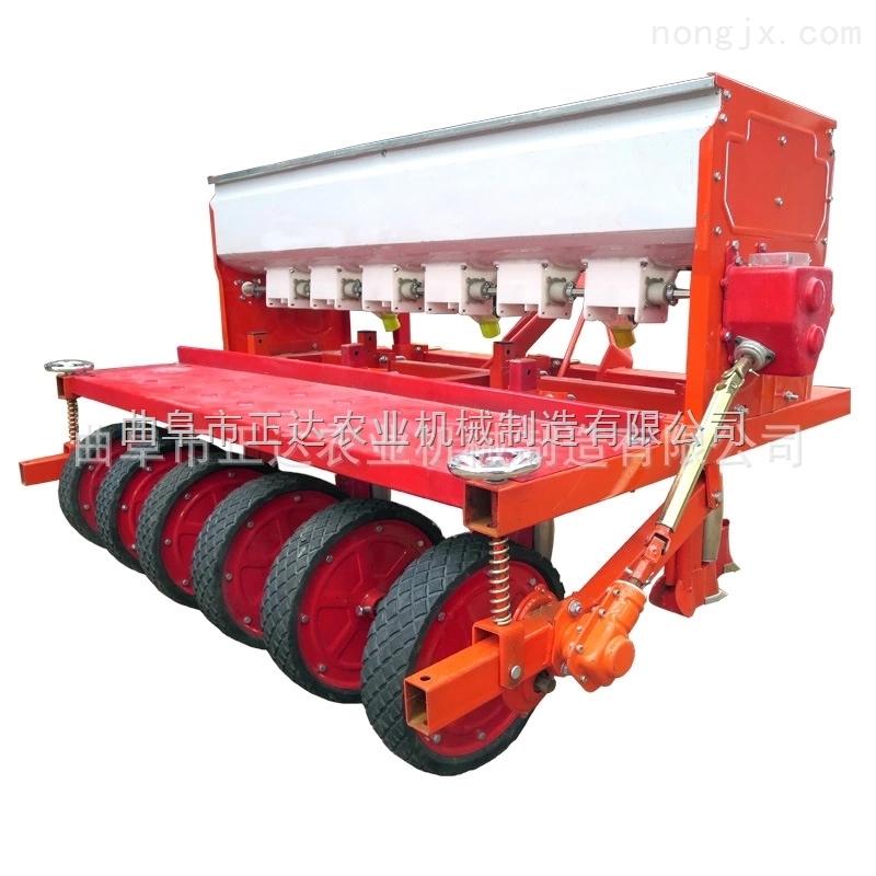 北京谷子施肥播種機價格 大型大豆播種機價格