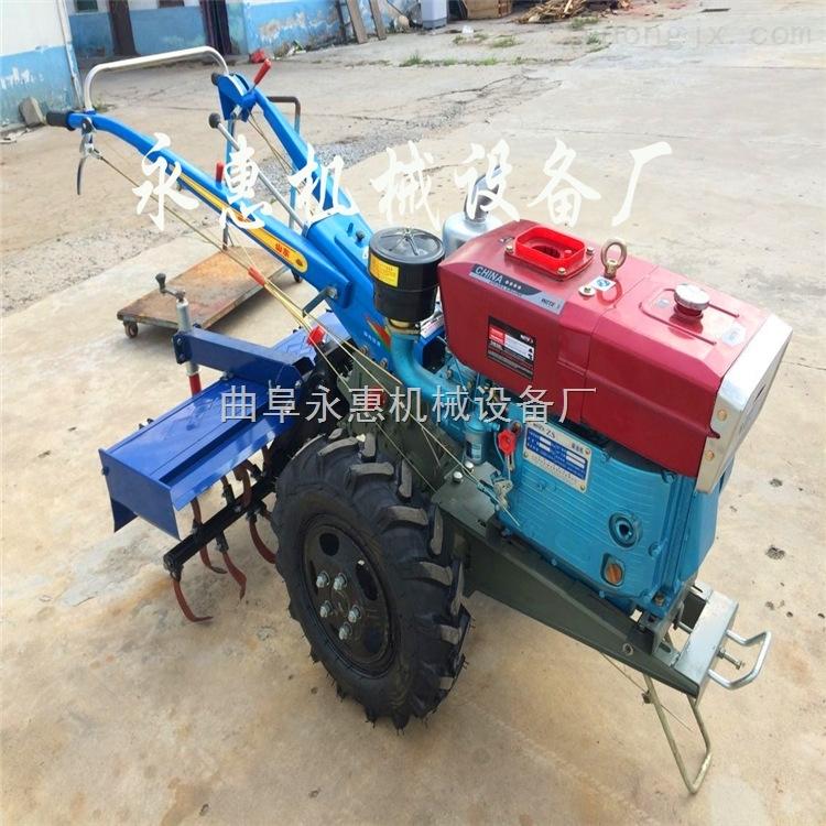 甘蔗中耕培土機價格,新款手扶拖拉機犁地旋耕機,澤州縣