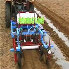 花生播种覆膜机 起垄播种施肥喷药覆膜机 花生大豆玉米播种机视频
