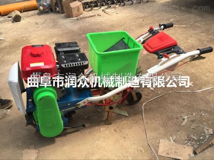 小型玉米播种机 小型播种机 汽油柴油播种机