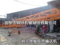 胶带运输机 果蔬加工场用传送带 防滑输送机